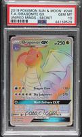 Dragonite GX (Rainbow) [PSA10GEMMT]