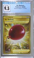 Air Balloon (Secret Rare) [CGCGaming9.5]