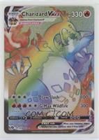 Charizard VMAX (Secret Rainbow Holo)