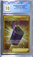 Suspicious Food Tin (Secret Rare) [CGCGaming10]