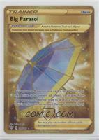 Big Parasol (Secret Rare)
