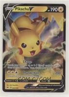 Pikachu V (Full Art)