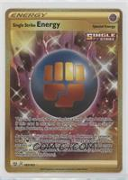 Single Strike Energy (Secret Rare)