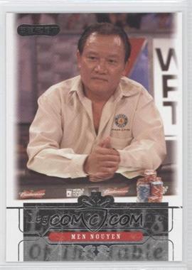 2006 Razor Poker - [Base] #39 - Men Nguyen
