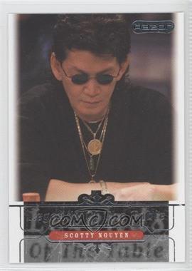 2006 Razor Poker - [Base] #40 - Scotty Nguyen