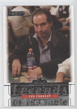 2006 Razor Poker - [Base] #41 - Ted Forrest