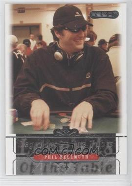 2006 Razor Poker - [Base] #42 - Phil Hellmuth