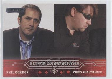 2006 Razor Poker - [Base] #46 - Phil Gordon, Chris Moneymaker
