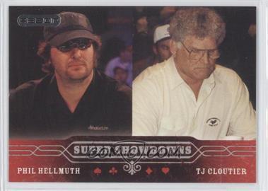 2006 Razor Poker - [Base] #47 - Phil Hellmuth, Tj Cloutier