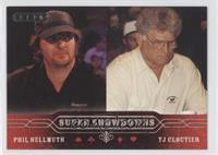 Phil Hellmuth, Tj Cloutier