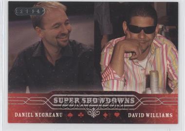 2006 Razor Poker - [Base] #48 - Daniel Negreanu, David Williams