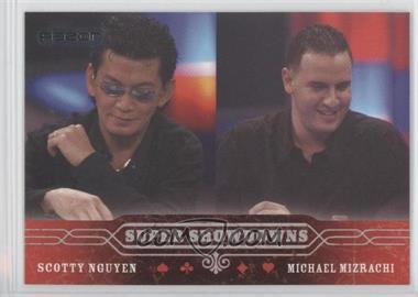2006 Razor Poker - [Base] #51 - Scotty Nguyen, Michael Mizrachi