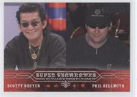 Scotty Nguyen, Phil Hellmuth