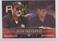 Mike Matusow, Hoyt Corkins