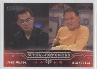 2006 Razor Poker - [Base] #56 - John Juanda, Men Nguyen