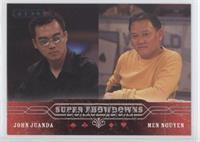 John Juanda, Men Nguyen