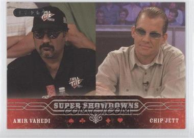 2006 Razor Poker - [Base] #57 - Amir Vahedi, Chip Jett