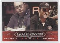 Greg Raymer, Mike Matusow