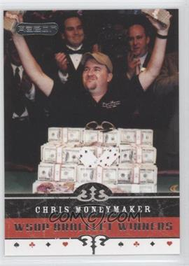 2006 Razor Poker - [Base] #62 - Chris Moneymaker