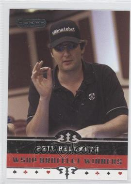 2006 Razor Poker - [Base] #63 - Phil Hellmuth