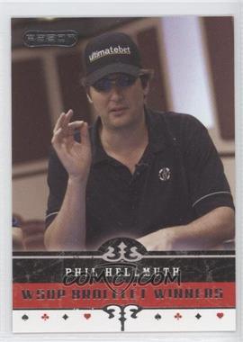 2006 Razor Poker - [Base] #63 - Phil Hellmuth