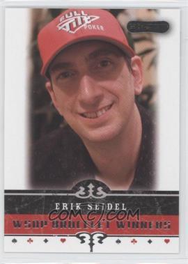 2006 Razor Poker - [Base] #65 - Erik Seidel