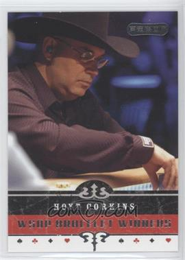 2006 Razor Poker - [Base] #71 - Hoyt Corkins