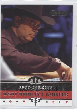 2006 Razor Poker - [Base] #71 - Hoyt Corkins