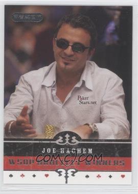 2006 Razor Poker - [Base] #72 - Joe Hachem