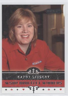 2006 Razor Poker - [Base] #73 - Kathy Liebert