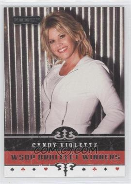 2006 Razor Poker - [Base] #74 - Cyndy Violette