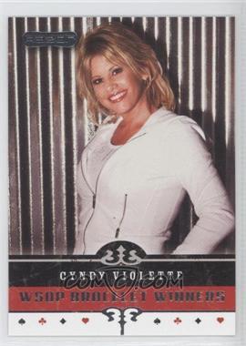 2006 Razor Poker - [Base] #74 - Cyndy Violette