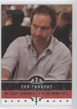 2006 Razor Poker - [Base] #75 - Ted Forrest