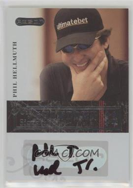 2006 Razor Poker - Showdown Signatures - [Autographed] #A-11 - Phil Hellmuth