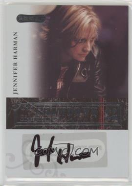 2006 Razor Poker - Showdown Signatures - [Autographed] #A-19 - Jennifer Harman