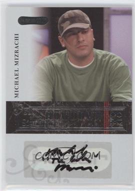 2006 Razor Poker - Showdown Signatures - [Autographed] #A-21 - Michael Mizrachi