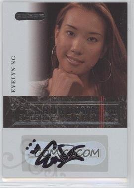 2006 Razor Poker - Showdown Signatures - [Autographed] #A-22 - Evelyn Ng