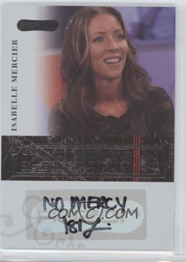 2006 Razor Poker - Showdown Signatures - [Autographed] #A-23 - Isabelle Mercier