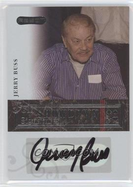 2006 Razor Poker - Showdown Signatures - [Autographed] #A-25 - Jerry Buss
