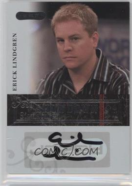 2006 Razor Poker - Showdown Signatures - [Autographed] #A-8 - Erick Lindgren