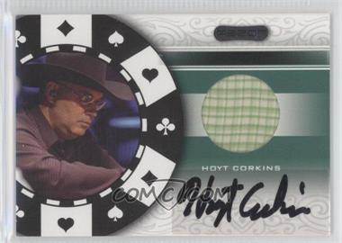 2007 Razor - Poker Paraphernalia #SS-82 - Hoyt Corkins