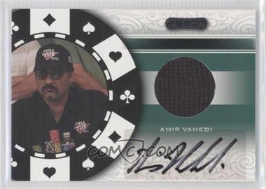 2007 Razor - Poker Paraphernalia #SS-85 - Amir Vahedi