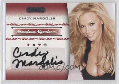 2007 Razor Poker - Showdown Signatures #SS-27 - Cindy Margolis