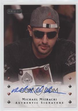 2010 Razor Poker - [Base] - [Autographed] #30 - Michael Mizrachi