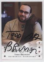 Todd Brunson