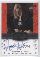 Jennifer Harman #/10
