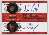 Jamie Gold, Chris Moneymaker /50