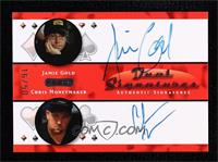 Jamie Gold, Chris Moneymaker #/50