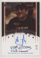 Mike Matusow #/5