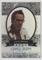 Chad Brown #/25